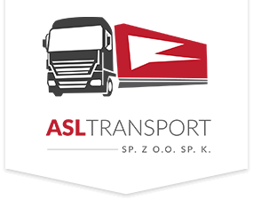ASLogistic Transport Drogowy - logo